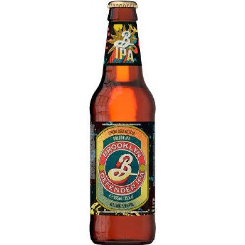 Brooklyn Defender IPA 355ml Bottle