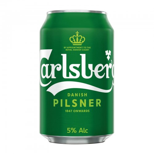 Carlsberg Green Label 320ml Can