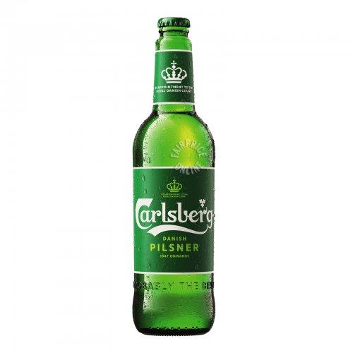 Carlsberg Green Label 330ml Bottle