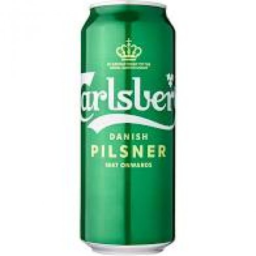 Carlsberg Green Label 490ml Can