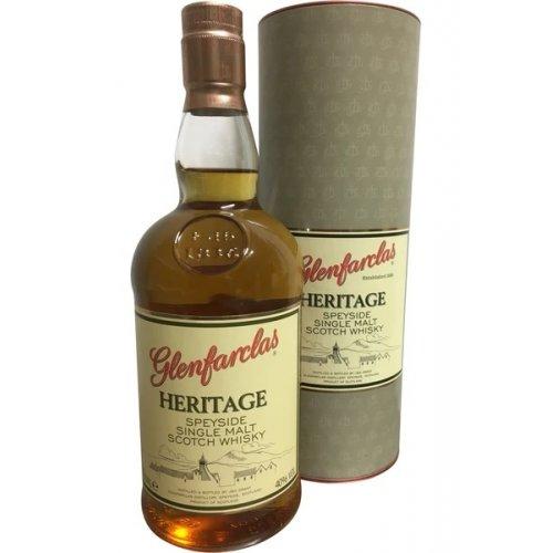 Glenfarclas Heritage (Alc 40%) 700ml