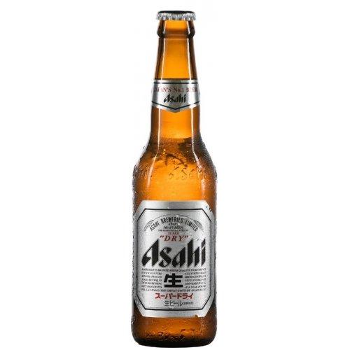 Asahi Super Dry Large Bottle Beer 633ml