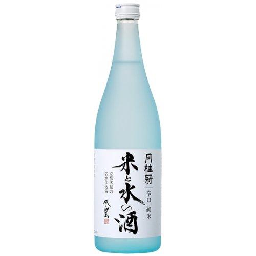 Gekkeikan Kome To Mizu Junmai Karakuchi 720ml