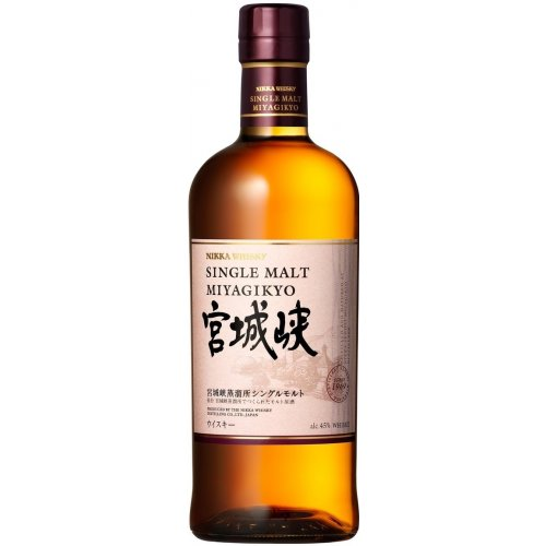Nikka Miyagikyo NAS (Single Malt)(45%) 700ml