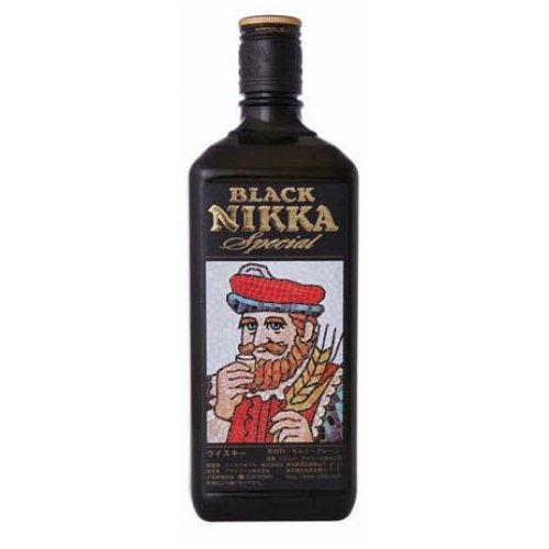 Nikka Black Special (Alc 42%) 720ml