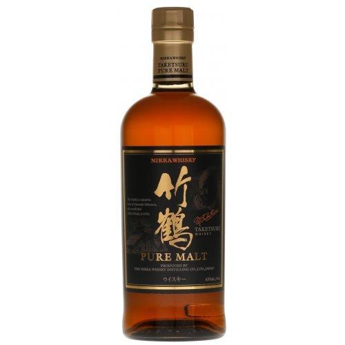 Nikka - Taketsuru Premium Malt (Alc 43%) 700ml