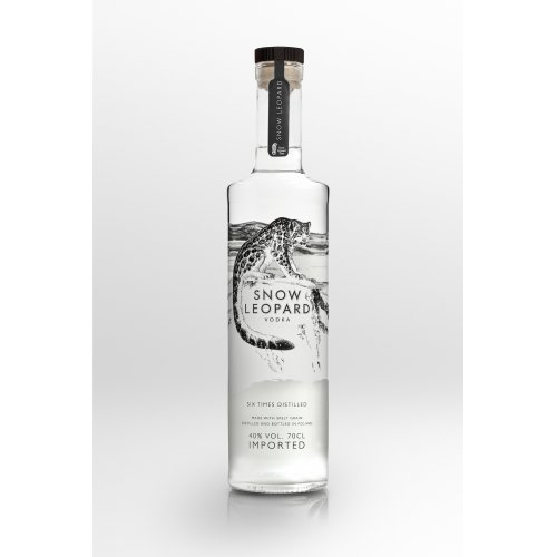 Snow Leopard Vodka (Alc 40%) 700ml