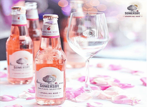 New Somersby Rose
