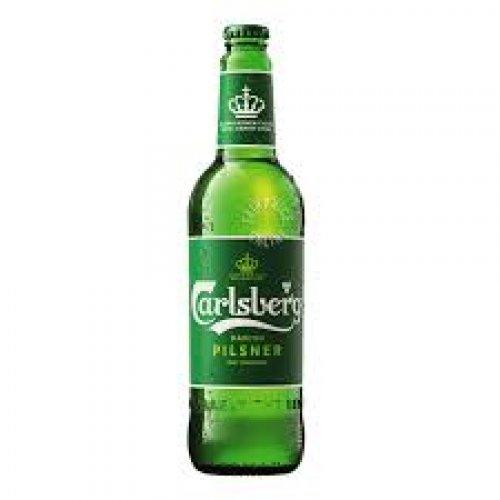 Carlsberg Green Label 644ml Quartz