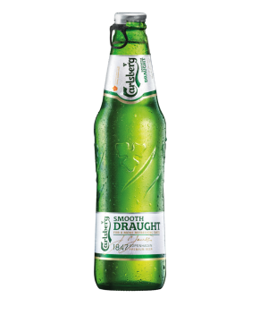 Carlsberg smooth Draught pint