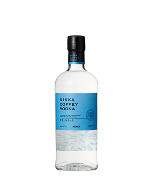Nikka Coffey Vodka ( Alc 40%)