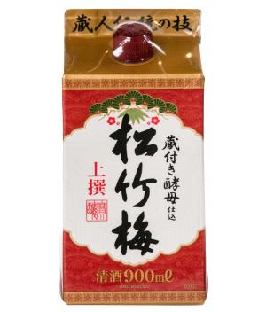SHOCHIKUBAI JOSEN SAKE PACK