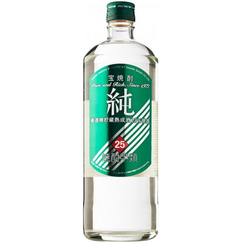 Takara Shochu Jun (Alc 25%) 1920ml