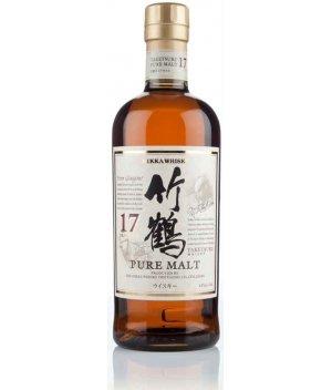Taketsuru 17 years old (Pure Malt) (Alc 43%)