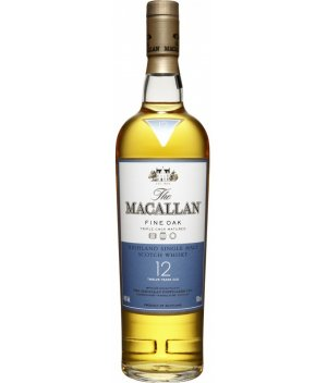 The Macallan Fine Oak 12 Years Old