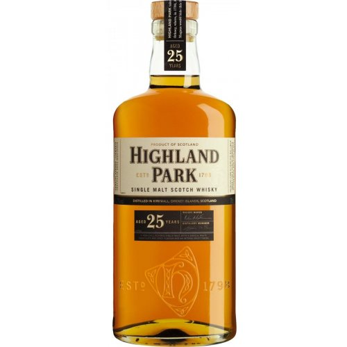 Highland Park 25 Year Old (Limited Allocation) 700ml