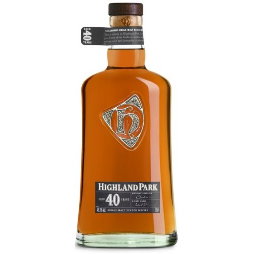 Highland Park 40 Year Old (Limited Allocation) 700ml